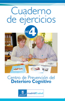 Cuaderno de ejercicios de memoria 4