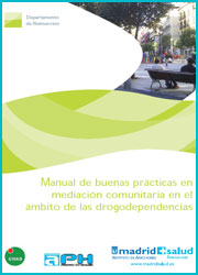 Publicación Manual de buenas prácticas en mediación comunitaria en el ámbito de las drogodependencias