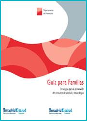Publicación sobre Guía para Familias. Estrategias para la Prevención de consumo de alcohol y otras drogas