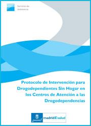 Protocolo I drogodependientes sin hogar