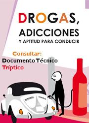 Drogas, adicciones y aptitud para conducir