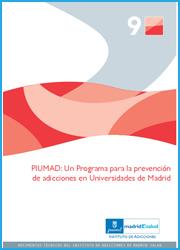 Programa para la prevención de adicciones en Universidades de Madrid