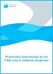 Protocolo violencia género