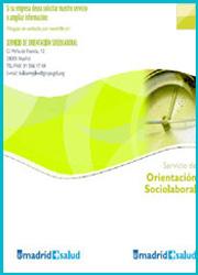 Publicación sobre el Servicio de Orientación Sociolaboral