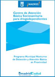 Folleto Centro de Atención Básica Sociosanitaria
