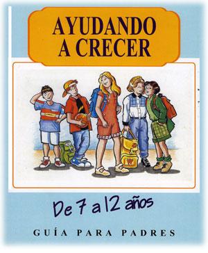 Grupo de niños de 7 a 12 años