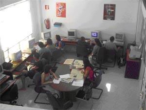 taller de búsqueda de empleo