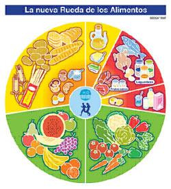 Rueda de los Alimentos